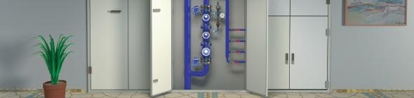 Pressure Reducing System Model 72S-B2H-P